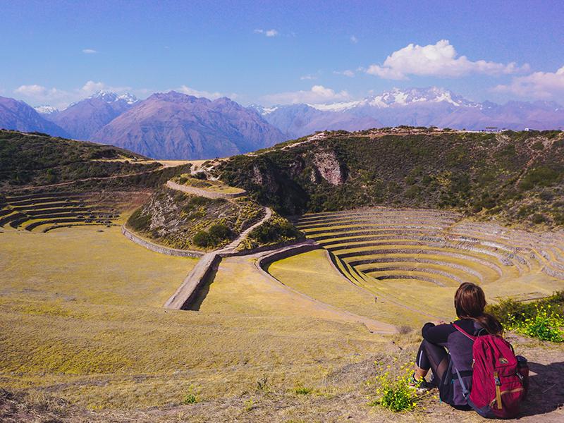 Moray Inka Stätte