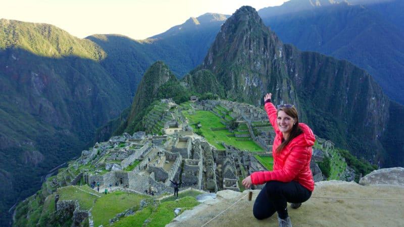 Abenteuermomente vor demMachu Picchu