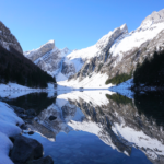Winter am Seealpsee