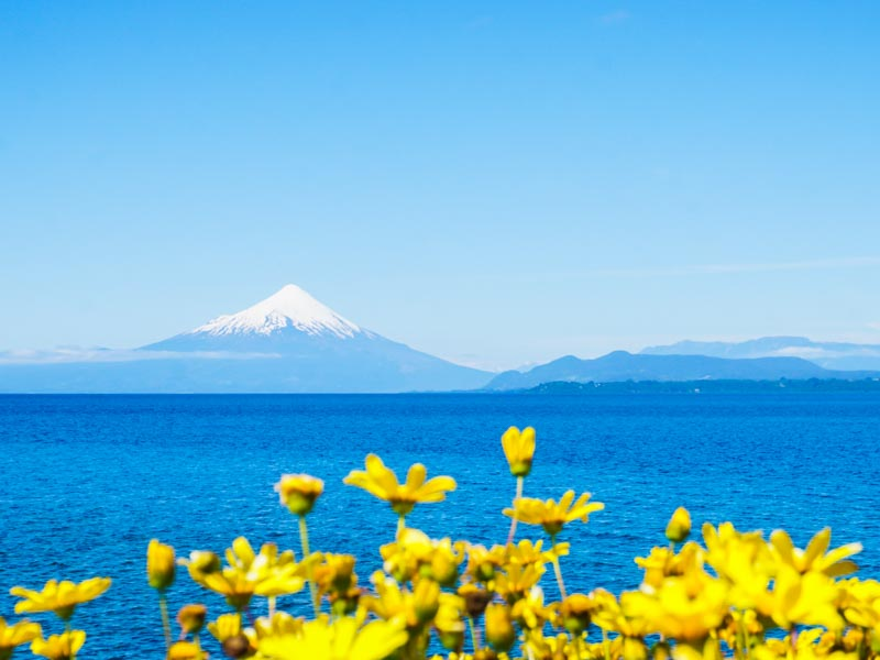 Puerto Varas in Chile