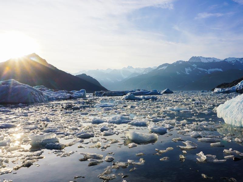 Columbia Bay Kayak