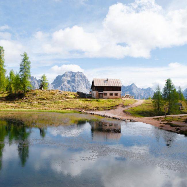 Dolomiten Wanderung (1)