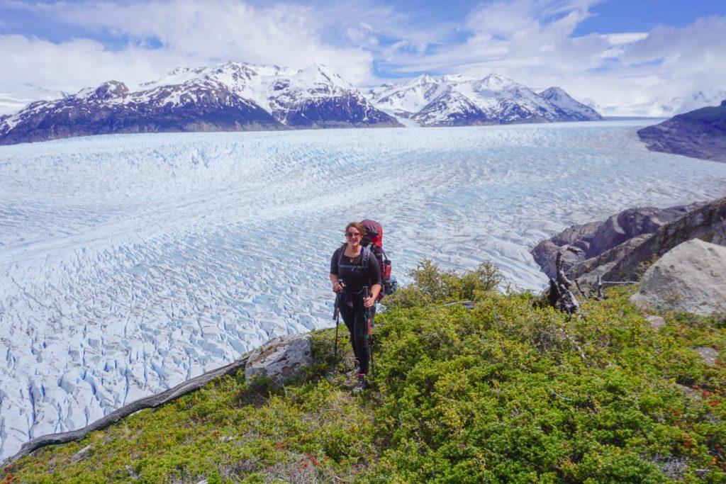 Torres del Paine Grey Glacier