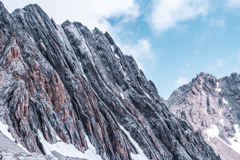 Bergflanken