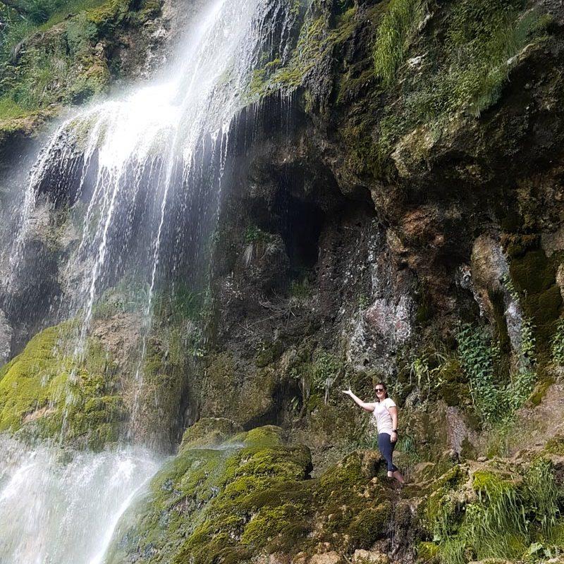 Uracher-Wasserfall-Abenteuermomente