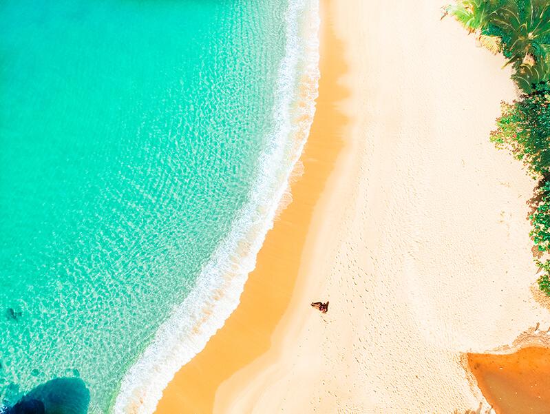 Strandwanderung Ilha Grande