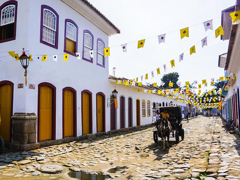 Die koloniale Altstadt