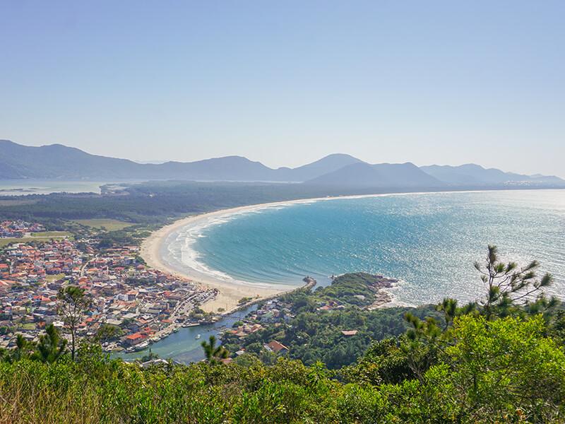 Küstenwanderungen Florianopolis