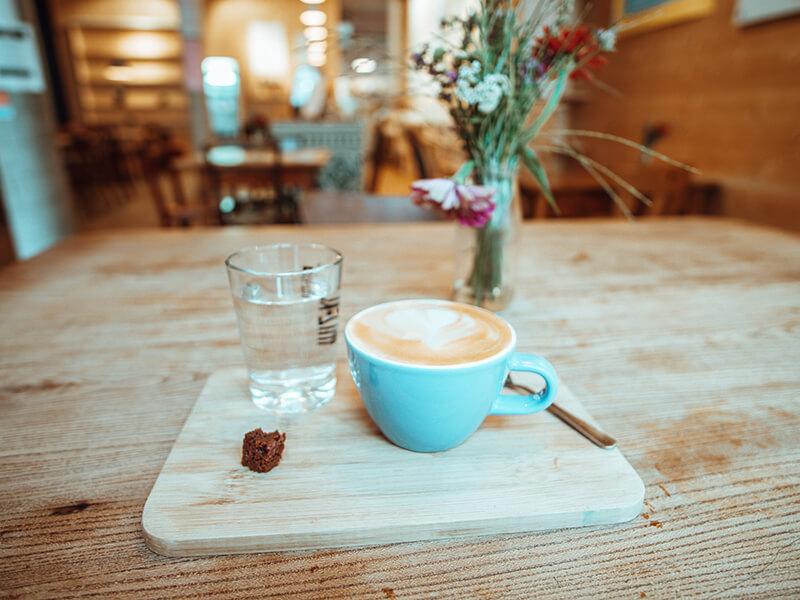Der beste Kaffee der Stadt