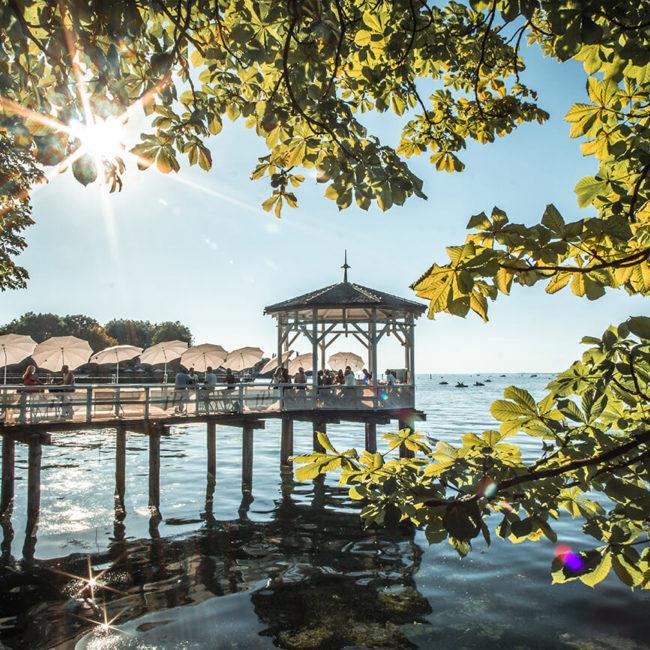 Urlaubsstimmung am Bodensee