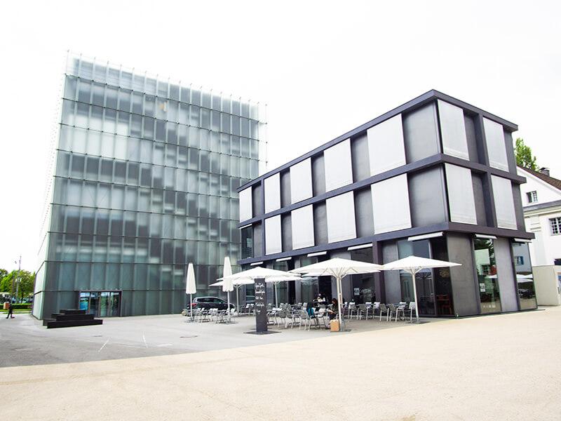 Das Kunsthaus Bregenz