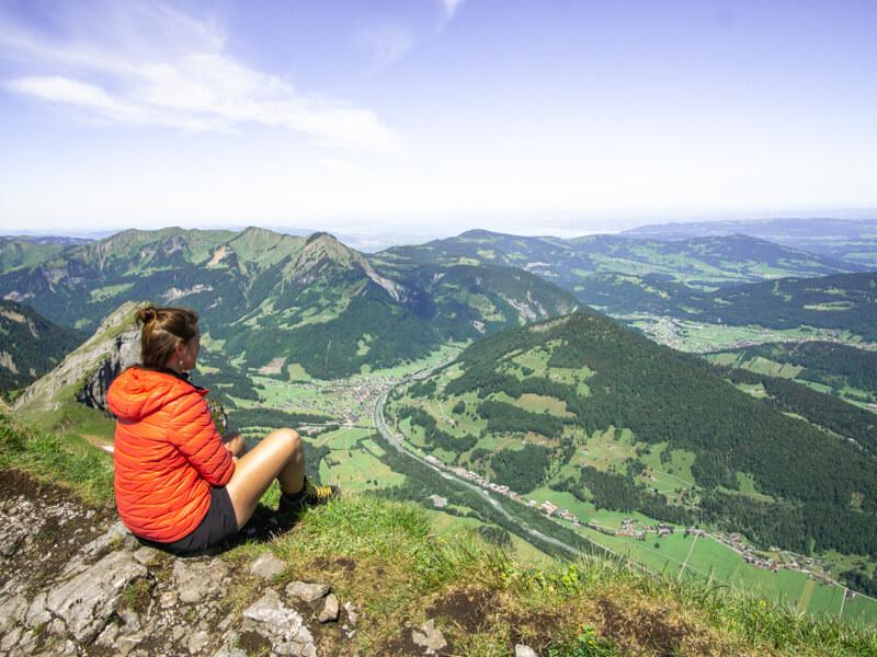 Wanderung im Bregenzerwald