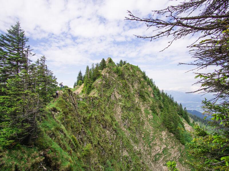 Gipfelhüpfen