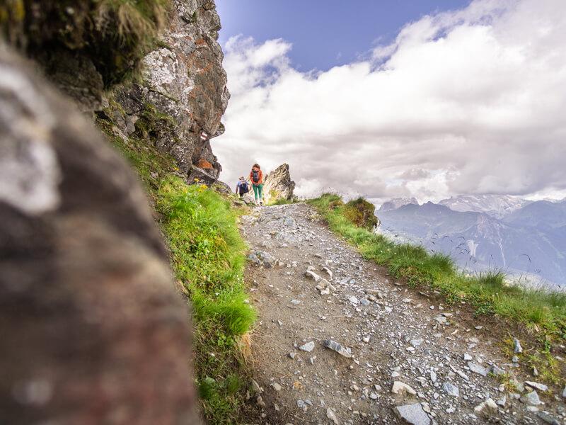 Gemütliche Wanderwege