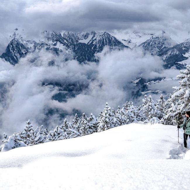 Tipps zum Winterwandern