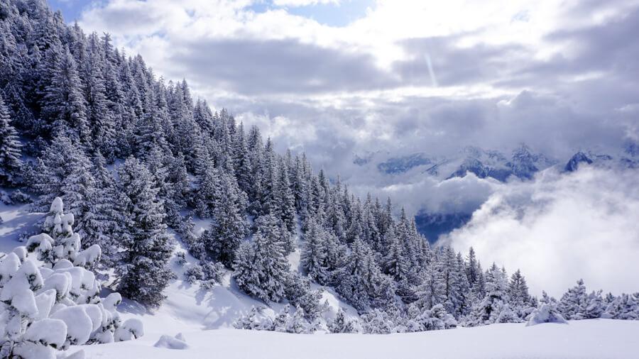 Winterwandern Tipps