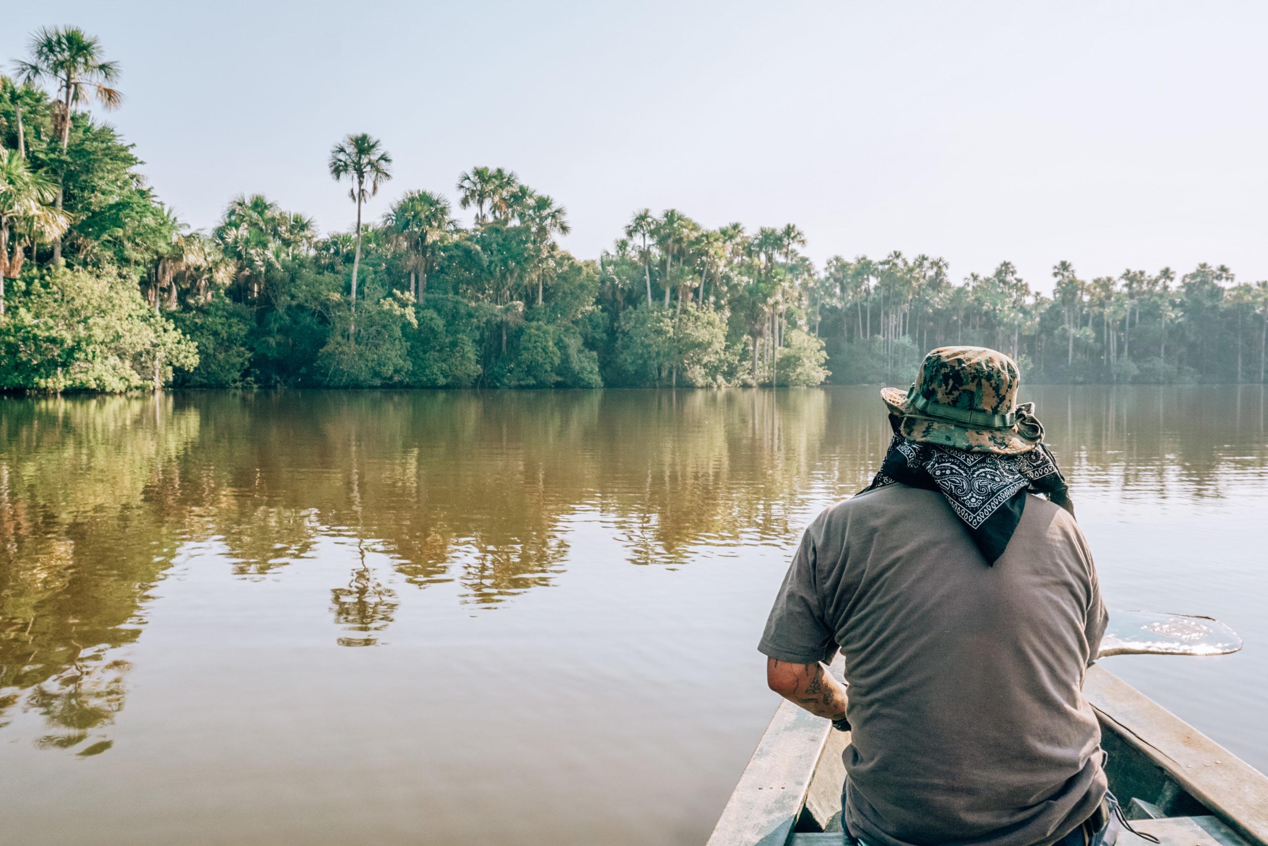 Bootstour durch den Amazonas