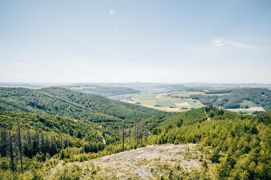 Ausblick vom Bodoturm